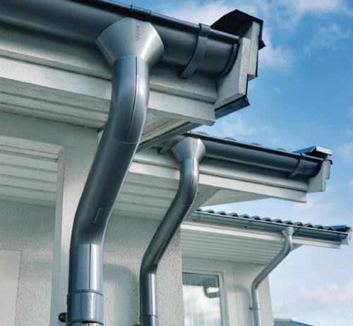Galvanised Steel Gutters Ireland